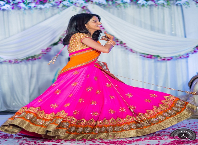 Customize Wedding Lehengas
