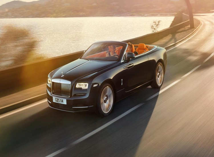Rolls Royce Records Second Highest Sales Record in Its 112 Years